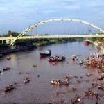 Akan Digelar Lomba Balap Perahu Di Sungai Siak